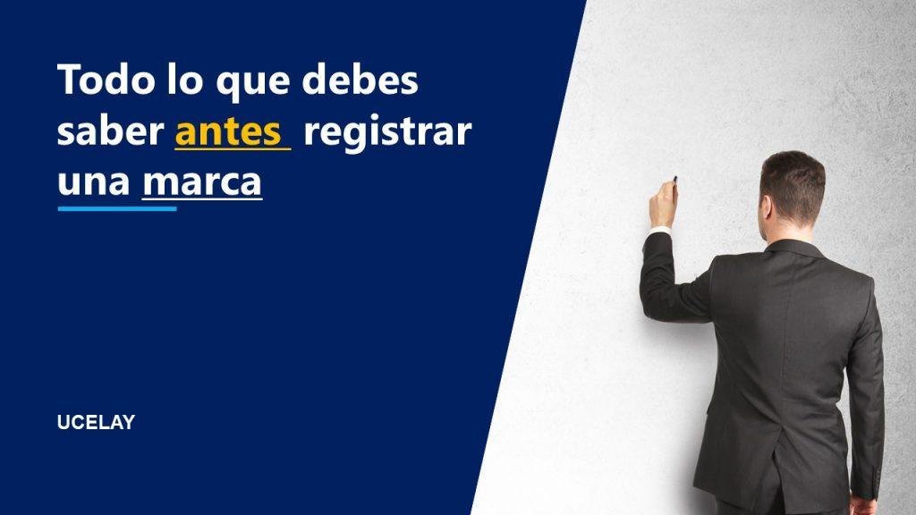 Registrar marca